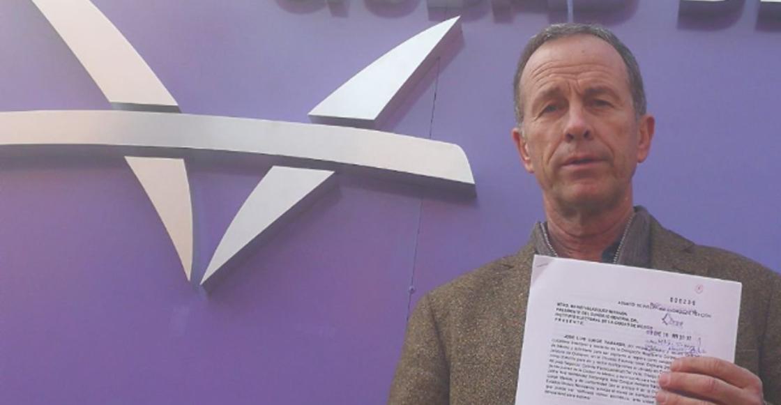 El independiente José Luis Luege tendrá 15 días más para juntar firmas en CDMX