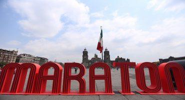 ¡Atención! Si fuiste de los tramposos, no correrás la Maratón Cd. de México 2018