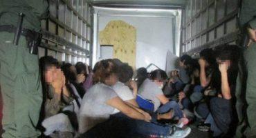 En menos de 48 horas van 125 migrantes rescatados en México