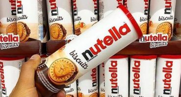 Sweet Lord of Chocolate: ¡Al fin hicieron galletas de NUTELLA!