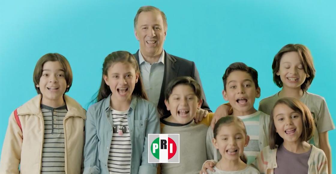 PRI es amonestado con 1 millón de pesos por spot