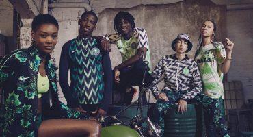 El nuevo uniforme de Nigeria para Rusia 2018 está 