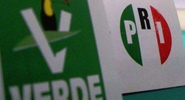"""PVEM rompe alianza legislativa con el PRI; Verde """"será más independiente"""" dicen"""