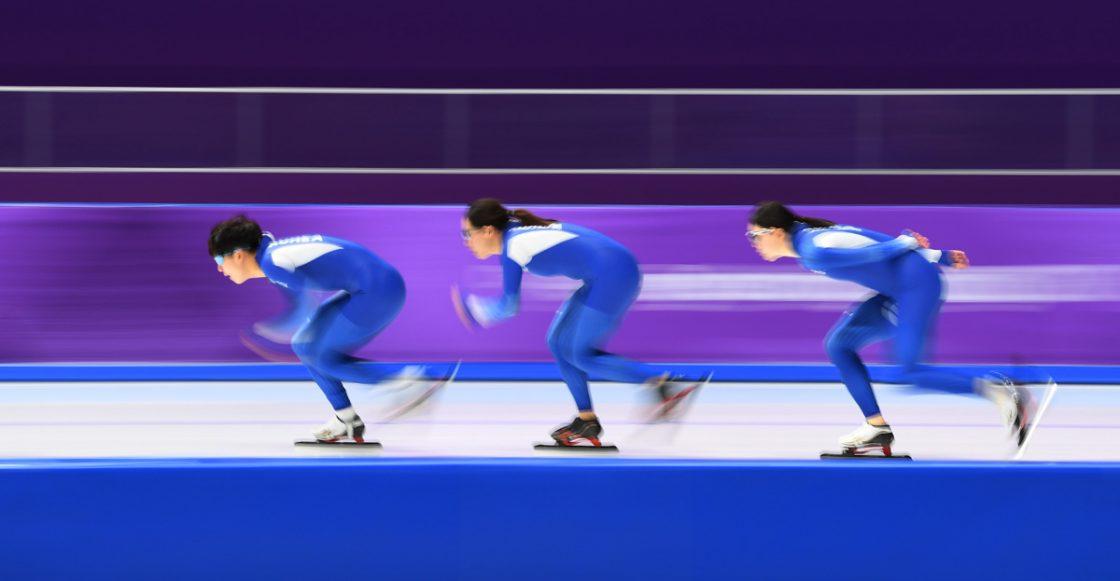 Patinaje de Velocidad en los Juegos Olímpicos de PyeonChang 2018