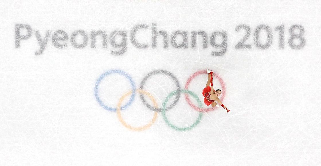 Lo mejor de los Juegos Olímpicos de PyeongChang 2018