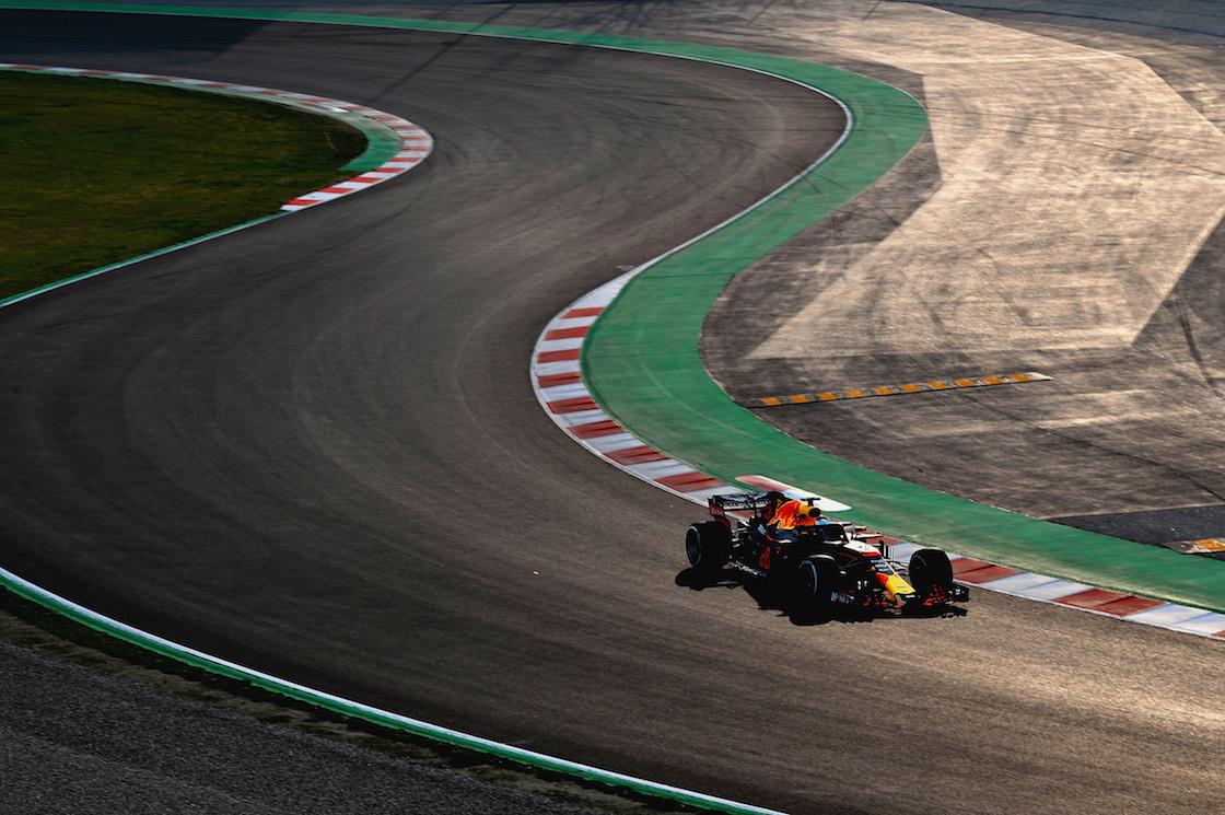 Galería: Así se verá la Fórmula 1 en 2018