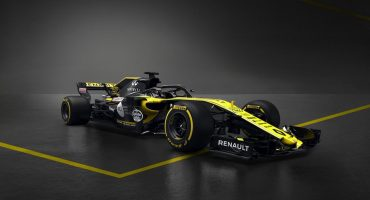Este es el R.S. 18, nuevo bólido de Renault para la Fórmula 1