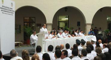 Arranca Sistema Anticorrupción en Yucatán...