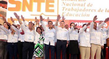 El SNTE publicó su pronunciamiento tras el 7º Congreso y van algunas indirectas...