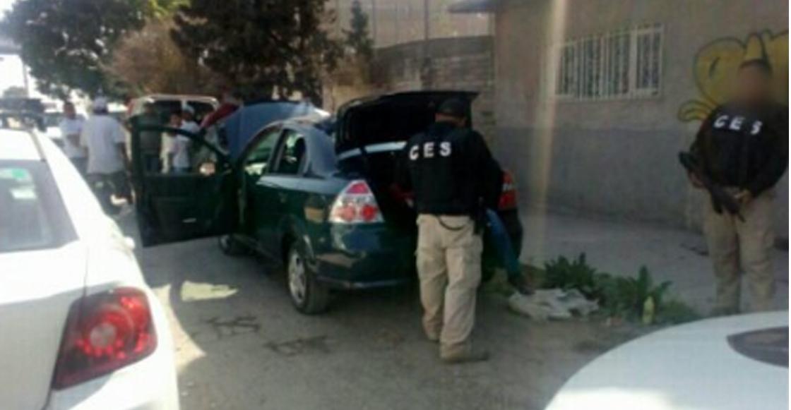 Secuestran a hombre y lo abandonan en Ecatepec...¡se equivocaron de persona!