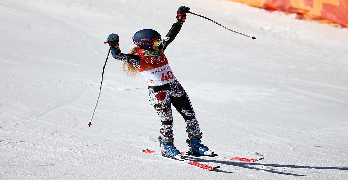 Sarah Schleper, primer baja mexicana en PyeongChang 2018
