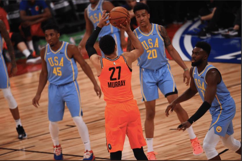 Los cinco jóvenes que brillaron en el Rising Star Game de la NBA