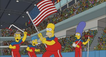 ¡LO HICIERON DE NUEVO! Los Simpsons predijeron el oro olímpico de EUA en curling
