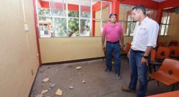 Se suspenden clases en Oaxaca, 33 municipios con declaratoria de emergencia