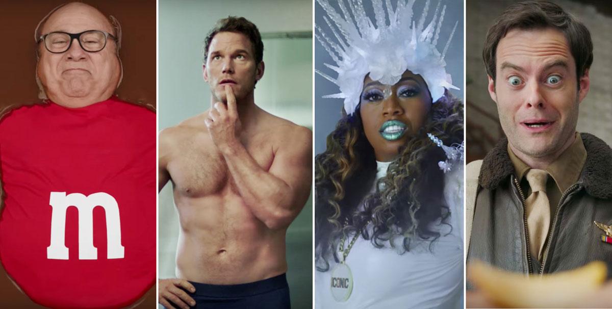 Los mejores comerciales del Super Bowl