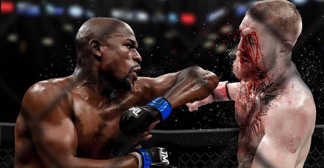 Floyd Mayweather Jr. volvió a provocar a Connor McGregor para pelear