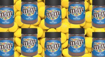 Nuestros sueños se han cumplido: ¡Llegó el nuevo chocolate untable de M&M's! 😍