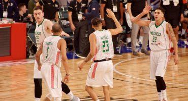 Lo más destacado del partido entre la G League y la Selección Mexicana de basquetbol