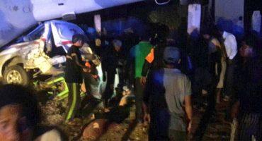 13 muertos y 15 heridos por el accidente de helicóptero en Jamiltepec