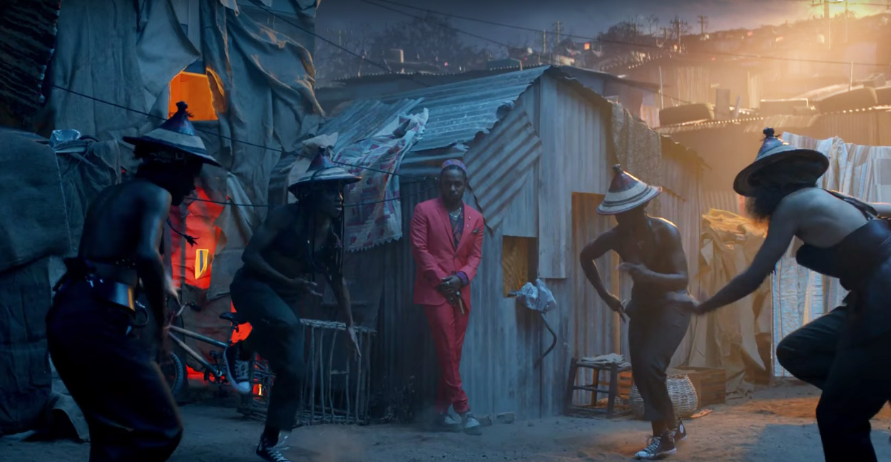 Toma tu probadita musical de 'Black Panther' con el video de 'All the Stars'