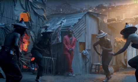 "Kendrick Lamar estrena el video de ""All the Stars"""