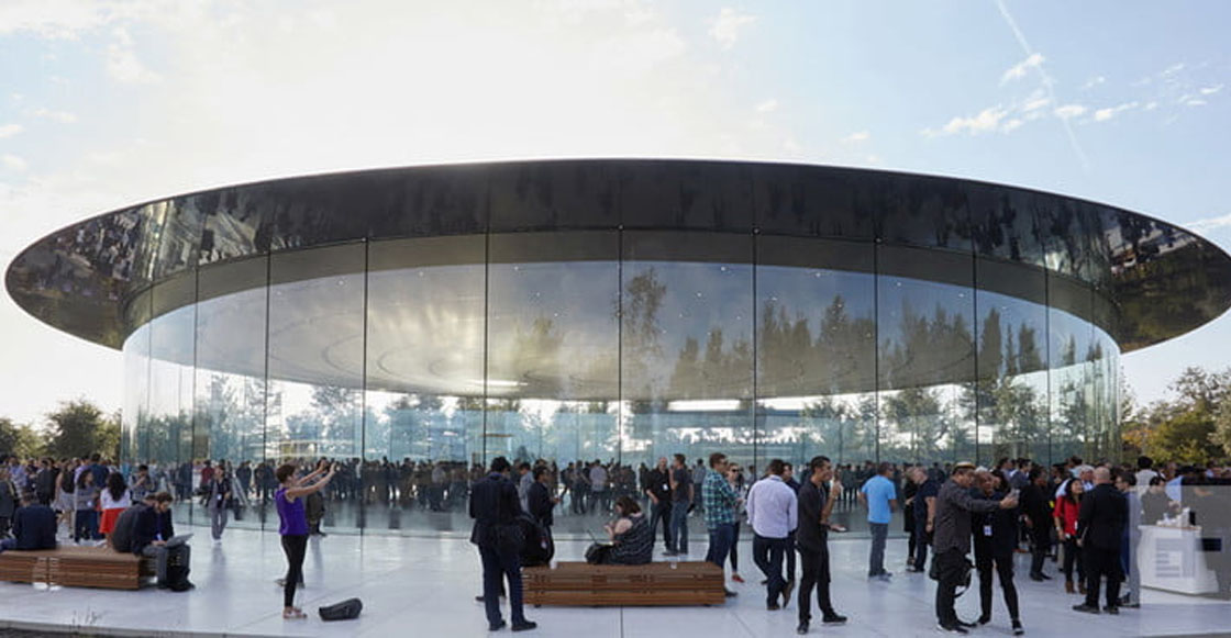 Apple Campus en Cupertino, California
