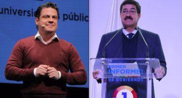 ¡Sestan peleando! Aristóteles Sandoval vs Javier Corral