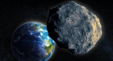 Va a pasar un asteroide cerca de la Tierra el domingo pero NO va a chocar con nosotros