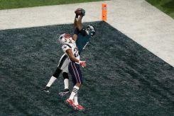 El primer touchdown del partido / Getty Images