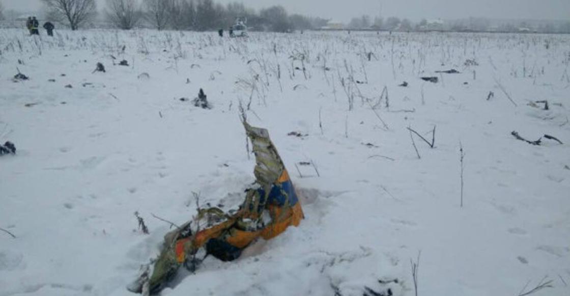 Datos erróneos sobre la velocidad pudieron provocar accidente de avión en Rusia