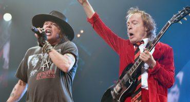 AC/DC seguirá de gira con Axl Rose y sacarán nueva música juntos