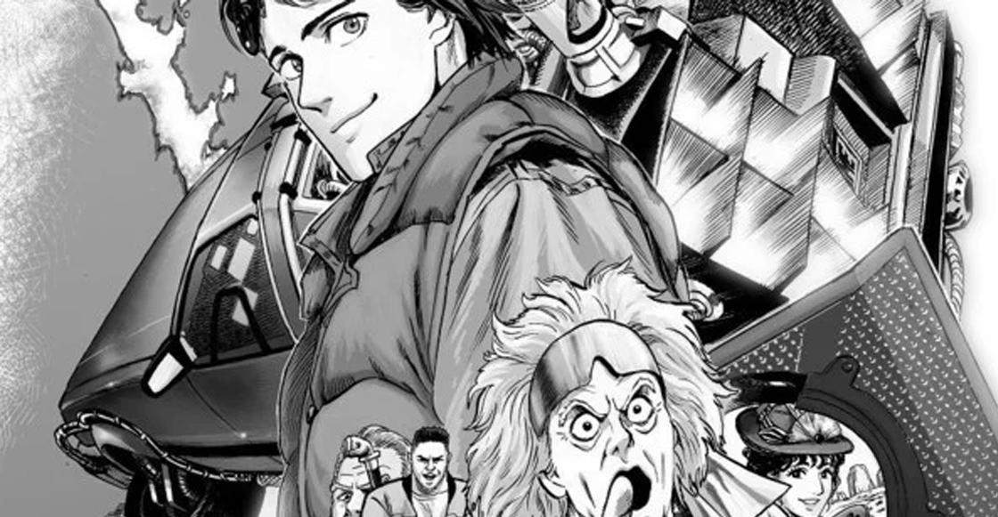 Great Scott! ¡Habrá manga de Back to the Future por el artista de One Punch Man!