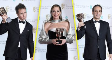 Por acá la lista completa de los ganadores en los BAFTA 2018 🏆