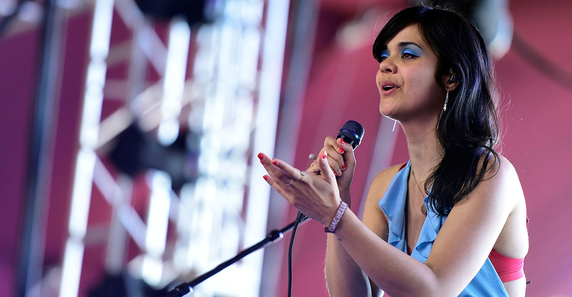 "Mira el cortometraje de Bat For Lashes, ""Light Beings"""