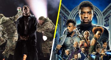 Kendrick Lamar liberó TODO el 'Black Panther: The Album'