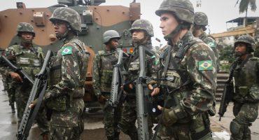 El Ejército se encargará de la seguridad en Rio de Janeiro
