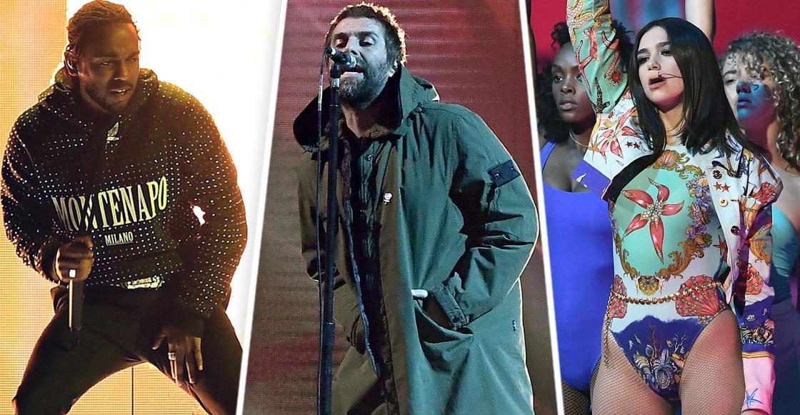Liam Gallagher, Kendrick Lamar, Dua Lipa… los mejores performance de los BRIT Awards 2018