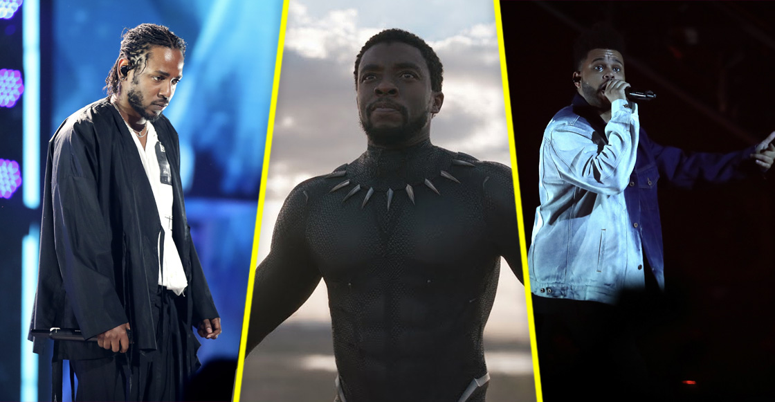 'Pray for Me', la canción de The Weeknd y Kendrick Lamar para 'Black Panther'