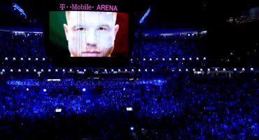 La pelea Canelo vs GGG 2 será en la T-Mobile Arena en Las Vegas