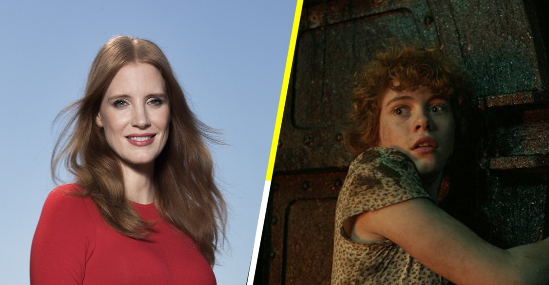 ¡Sí! Jessica Chastain podría interpretar a Beverly en la secuela de 'It'