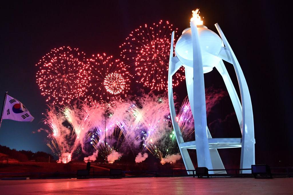 Lo mejor de la clausura de los Juegos Olímpicos de PyeongChang 2018