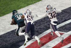 Phily respondió con este touchdown de Clement