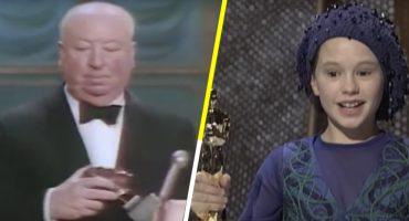 Los 8 discursos más cortos en la historia de los Oscars