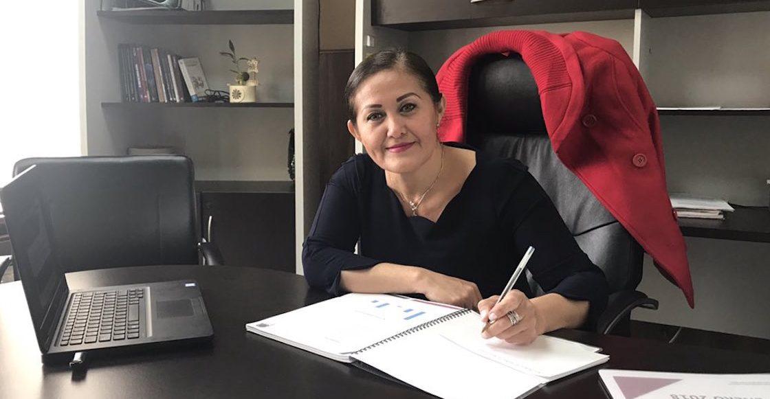Eva Cadena Sandoval exige renuncia de funcionarios por publicar memes suyos