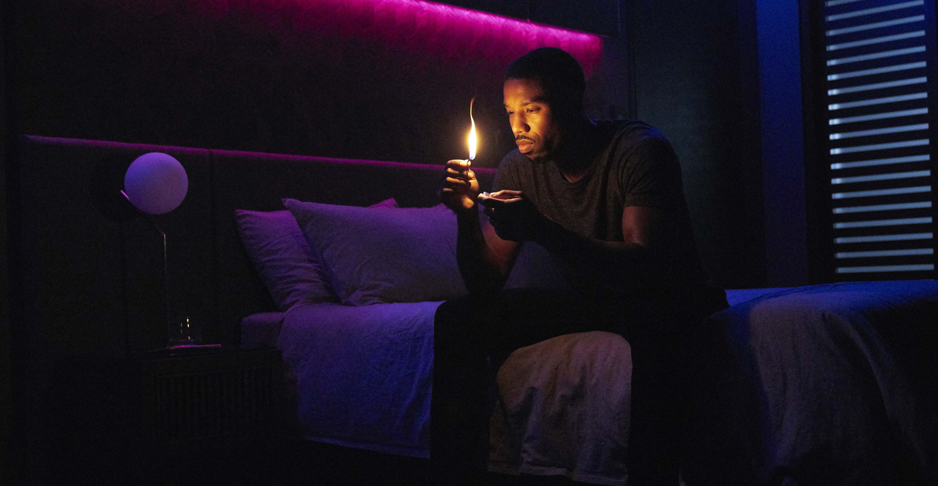 Burn it! Checa el nuevo teaser de 'Fahrenheit 451' con Michael B. Jordan