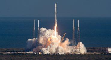 10 fotos para revivir el histórico lanzamiento del Falcon Heavy de Space X
