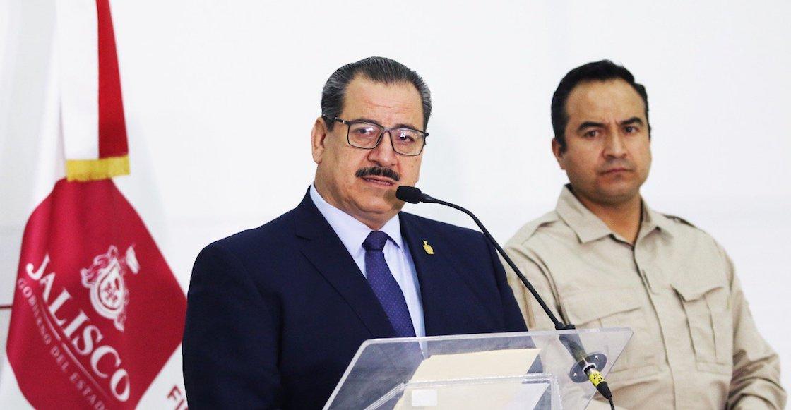 Dice el Fiscal General de Jalisco que los italianos desaparecidos estaban en malos pasos