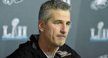 ¡Ahora sí! Frank Reich es el nuevo head de los Colts de Indianapolis