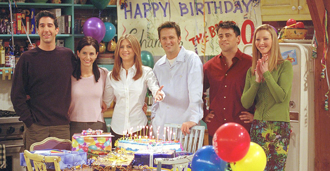 Nostalgia noventera presenta: el amor incondicional a Friends