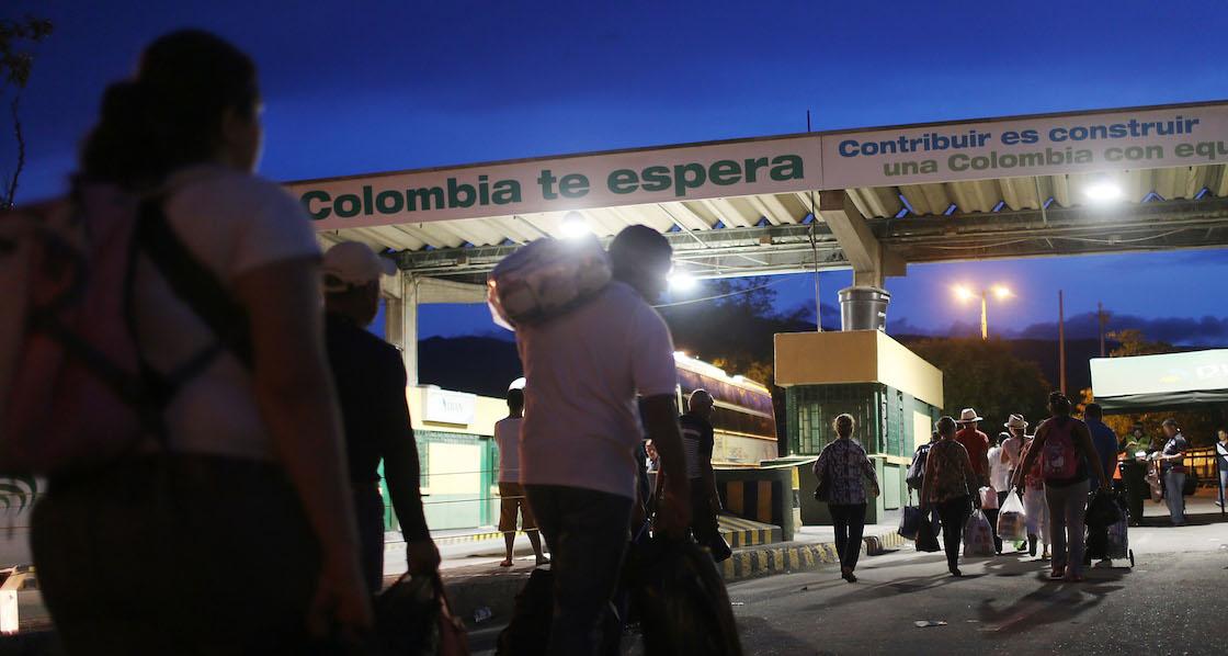 Se militariza la frontera entre Colombia y Venezuela